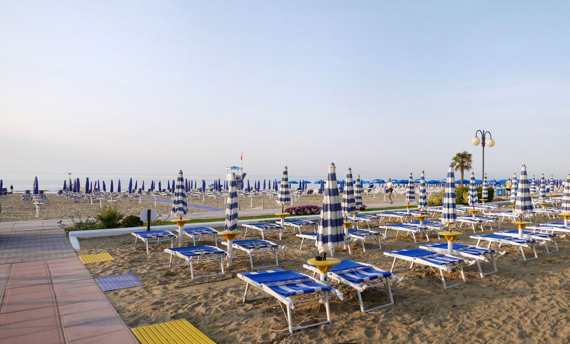 Spiaggia Privata H