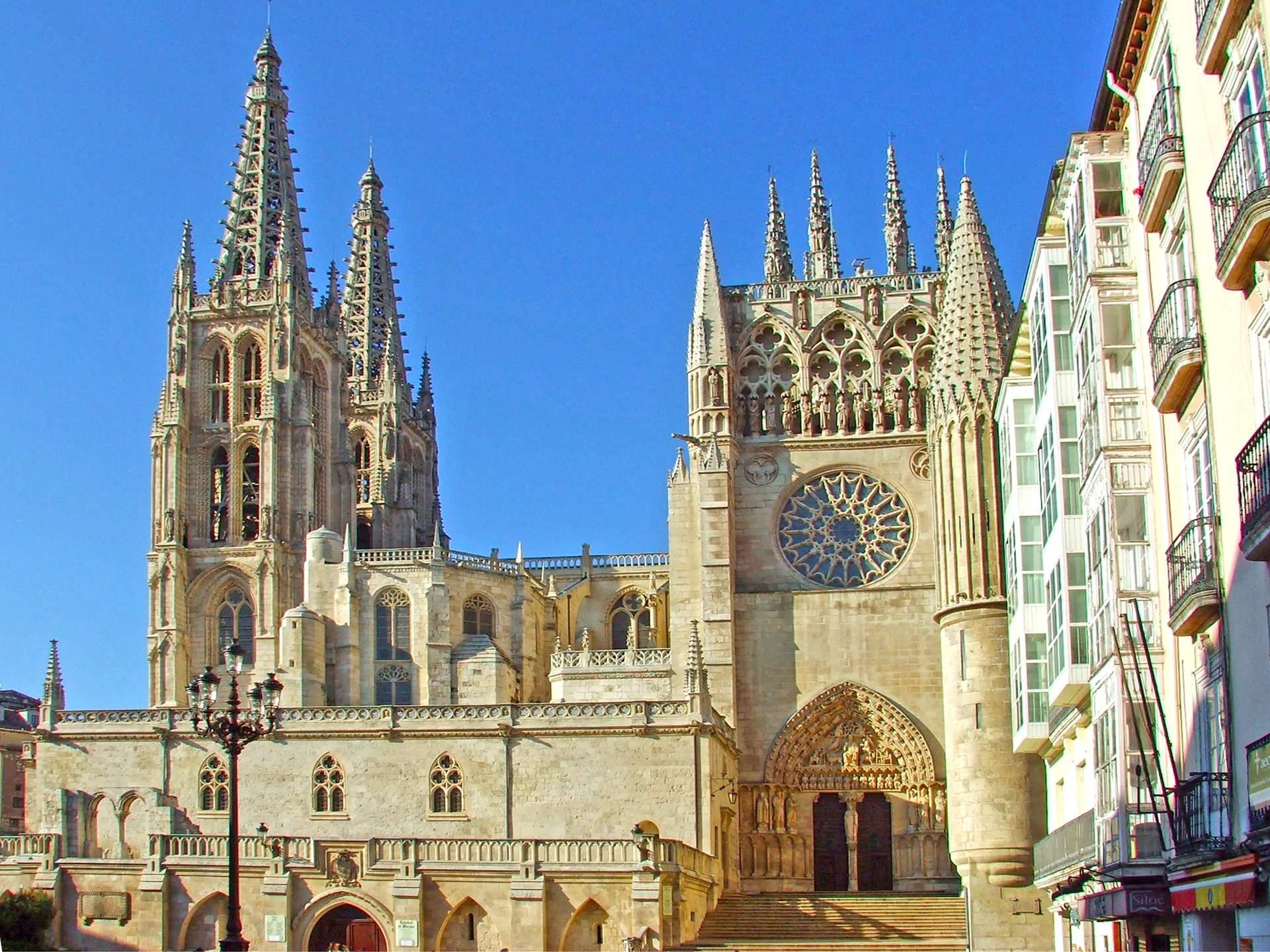 Burgos: Kathedrale
