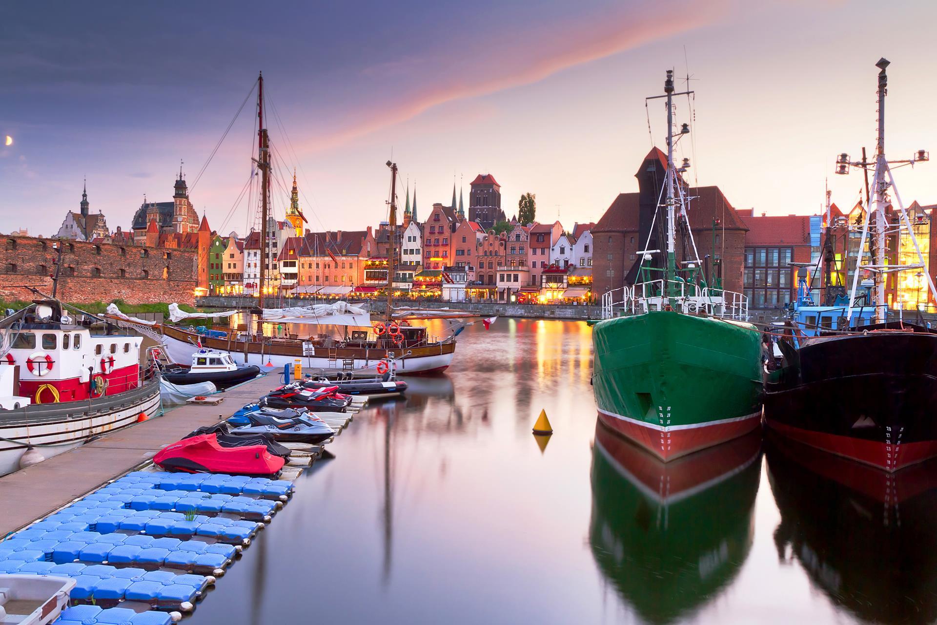 Polen: Danzig-Altstadt