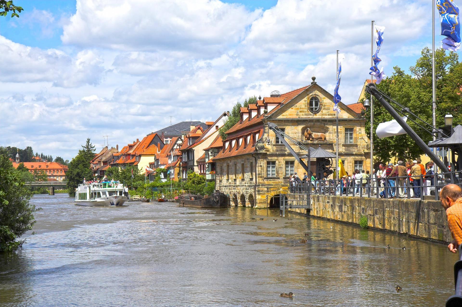 Flusskreuzfahrt: Rhein-Main-Donau