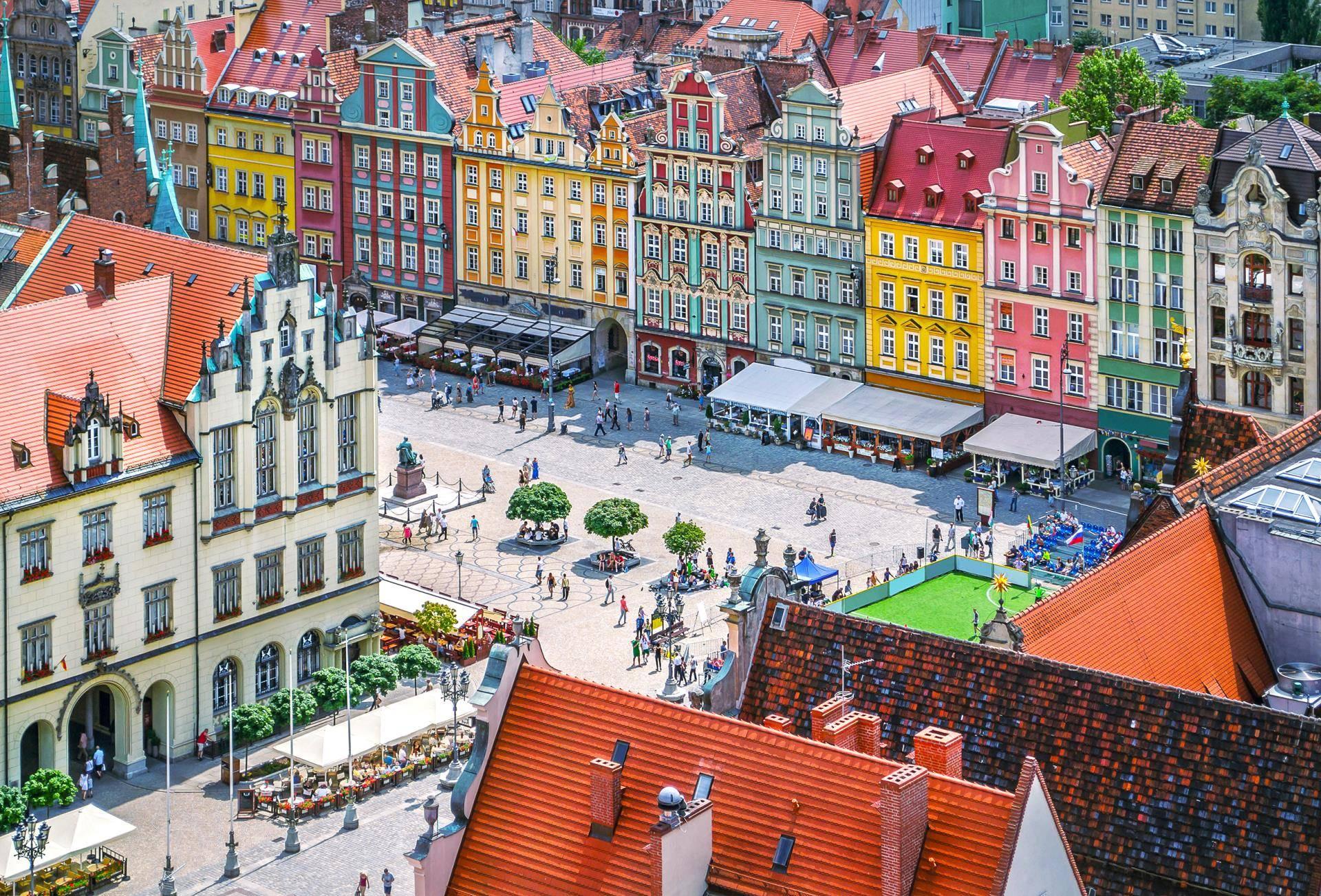 Polen: Breslau