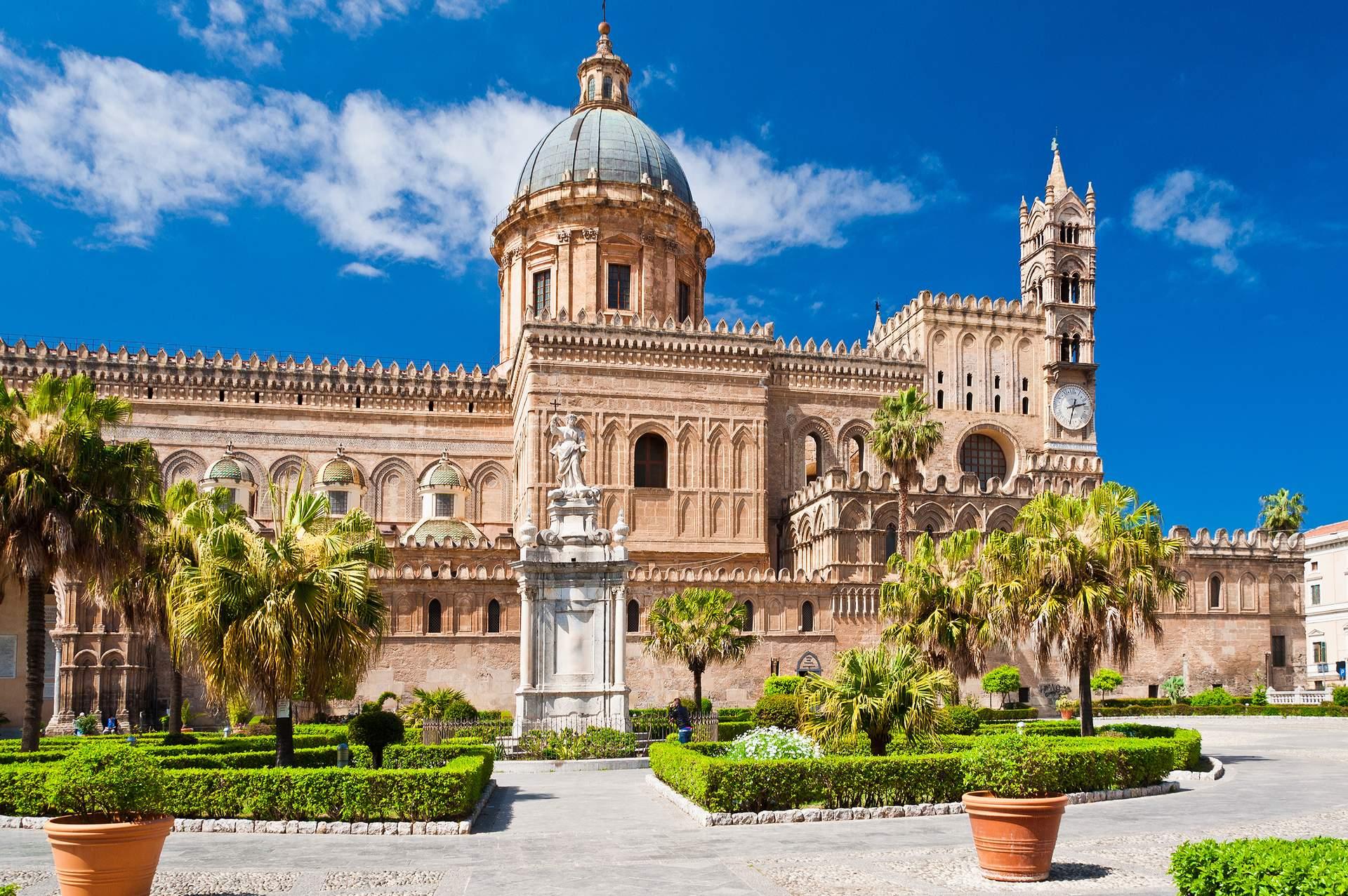 Normannendom in Palermoo