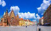 Polen: Breslau-Rathaus
