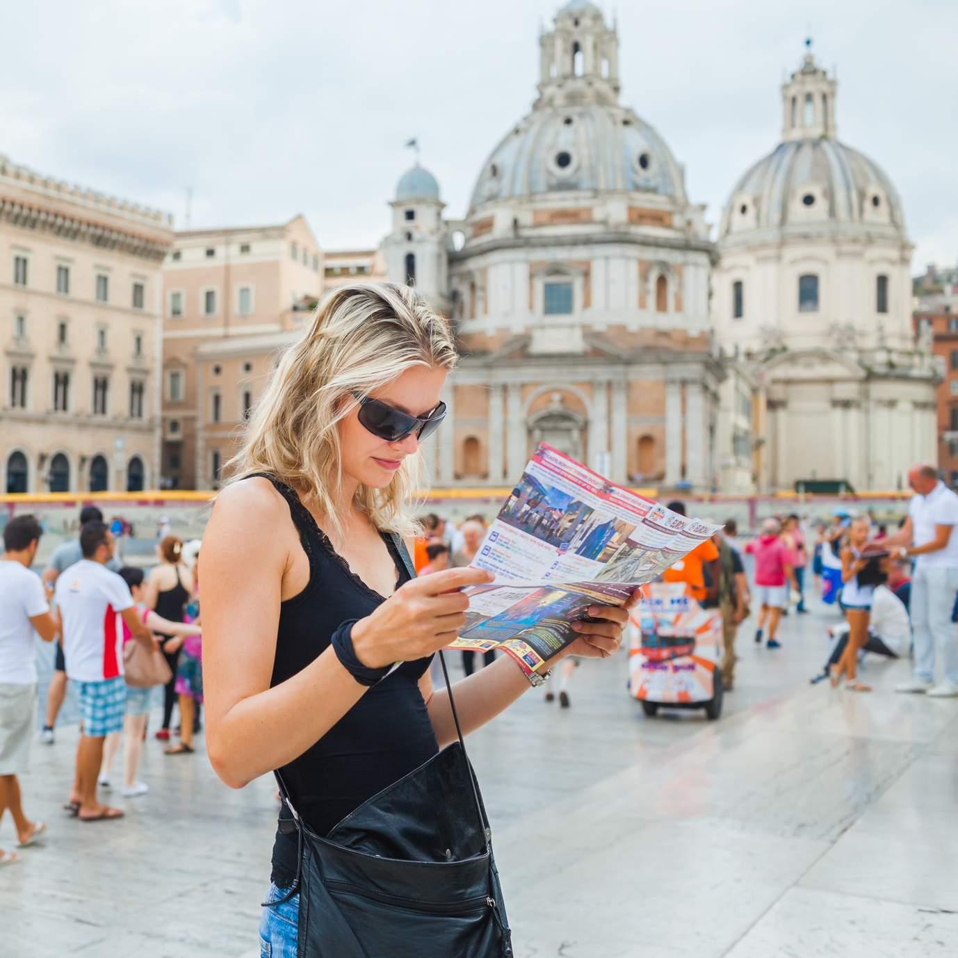 Besichtung der Highlights von Rom