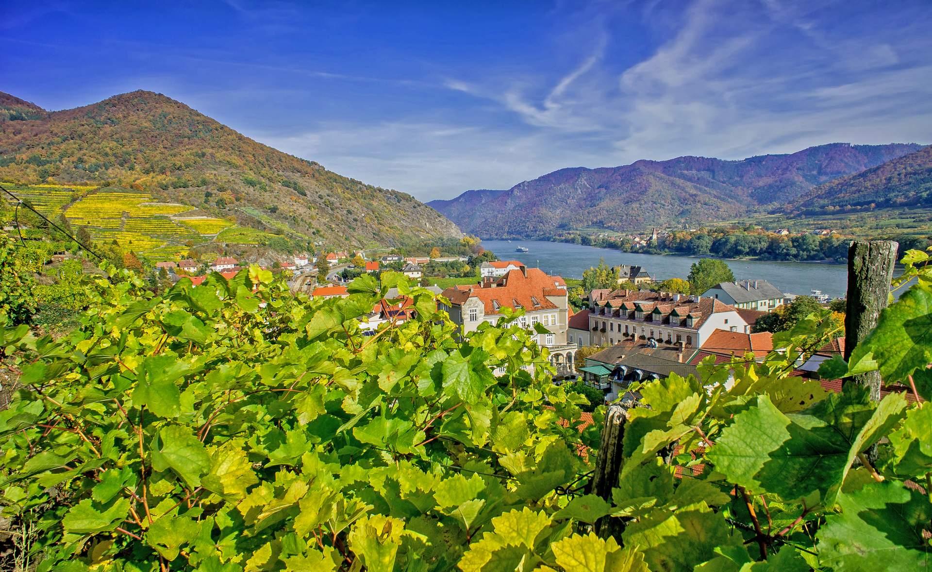 wunderschöne Wachau