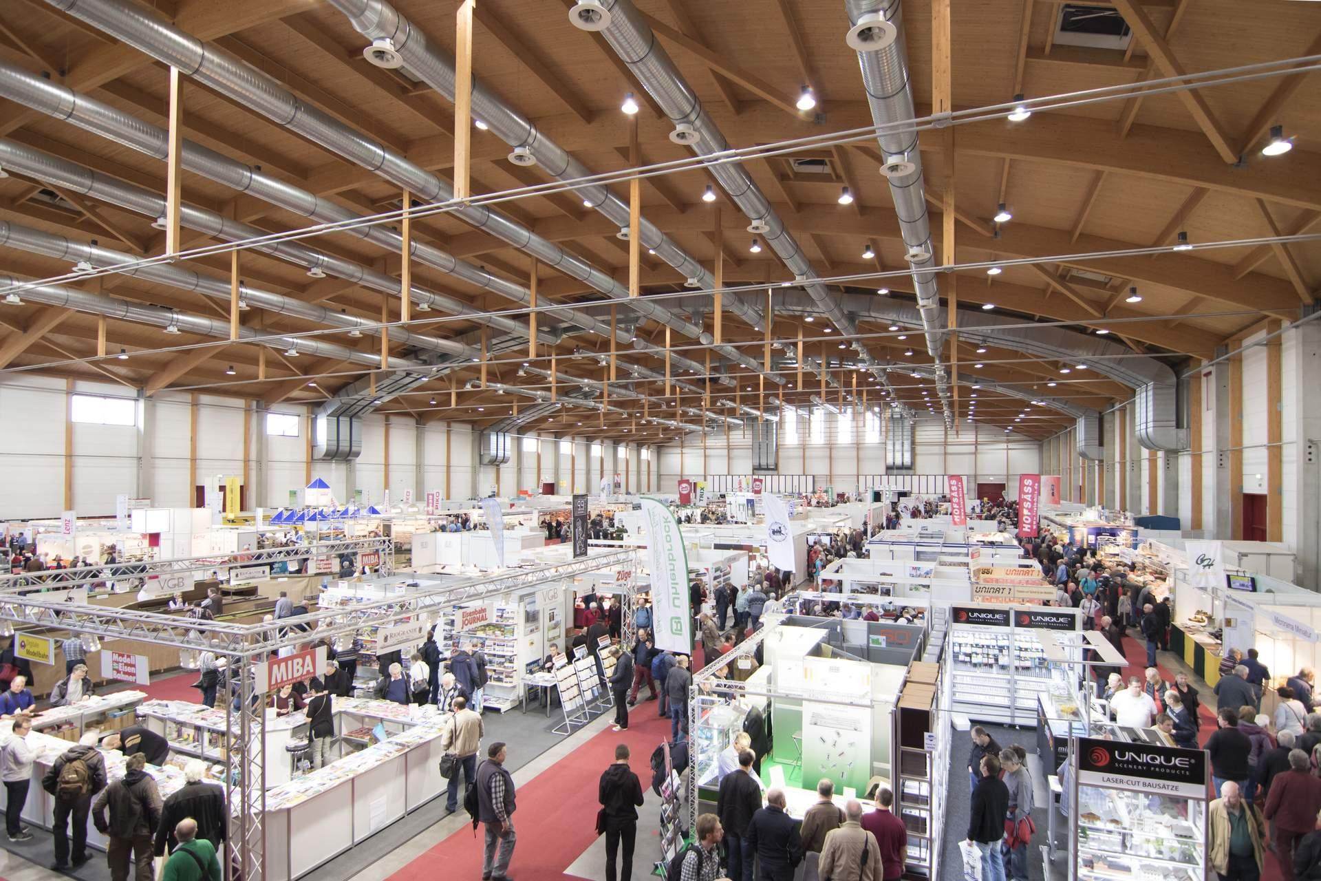 Modlebahnmesse Sinsheim