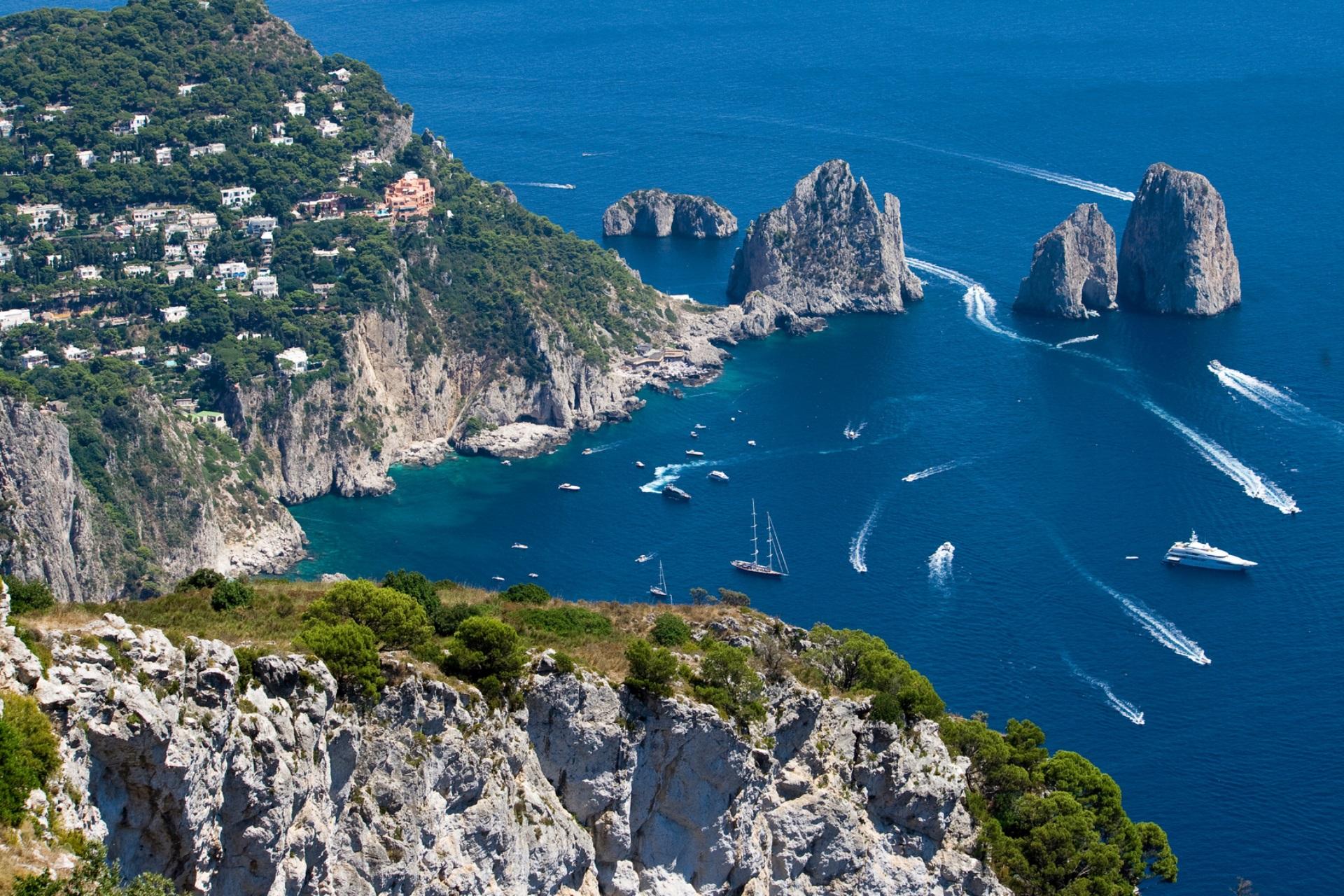 Amalfi: Küste