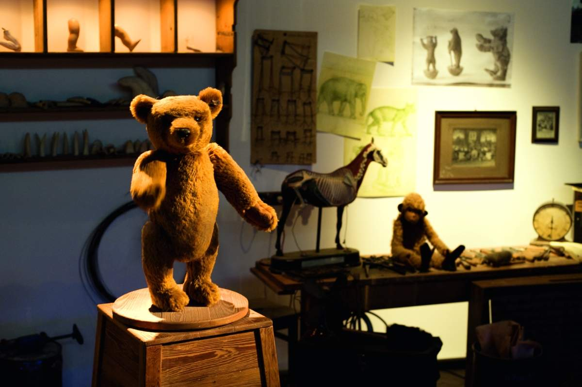 Steiff Museum