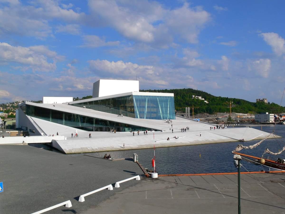 Oslo: neue Oper