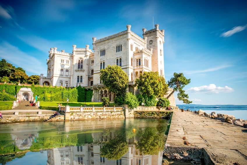 Triest - Schloss Miramar