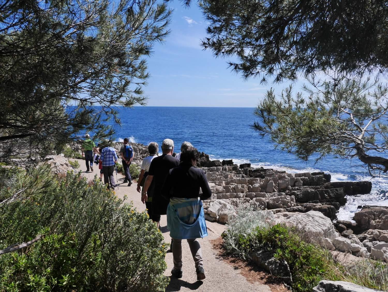 Cote 'Azur - Wandern