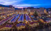 Augsburg: Weihnachtsmarkt