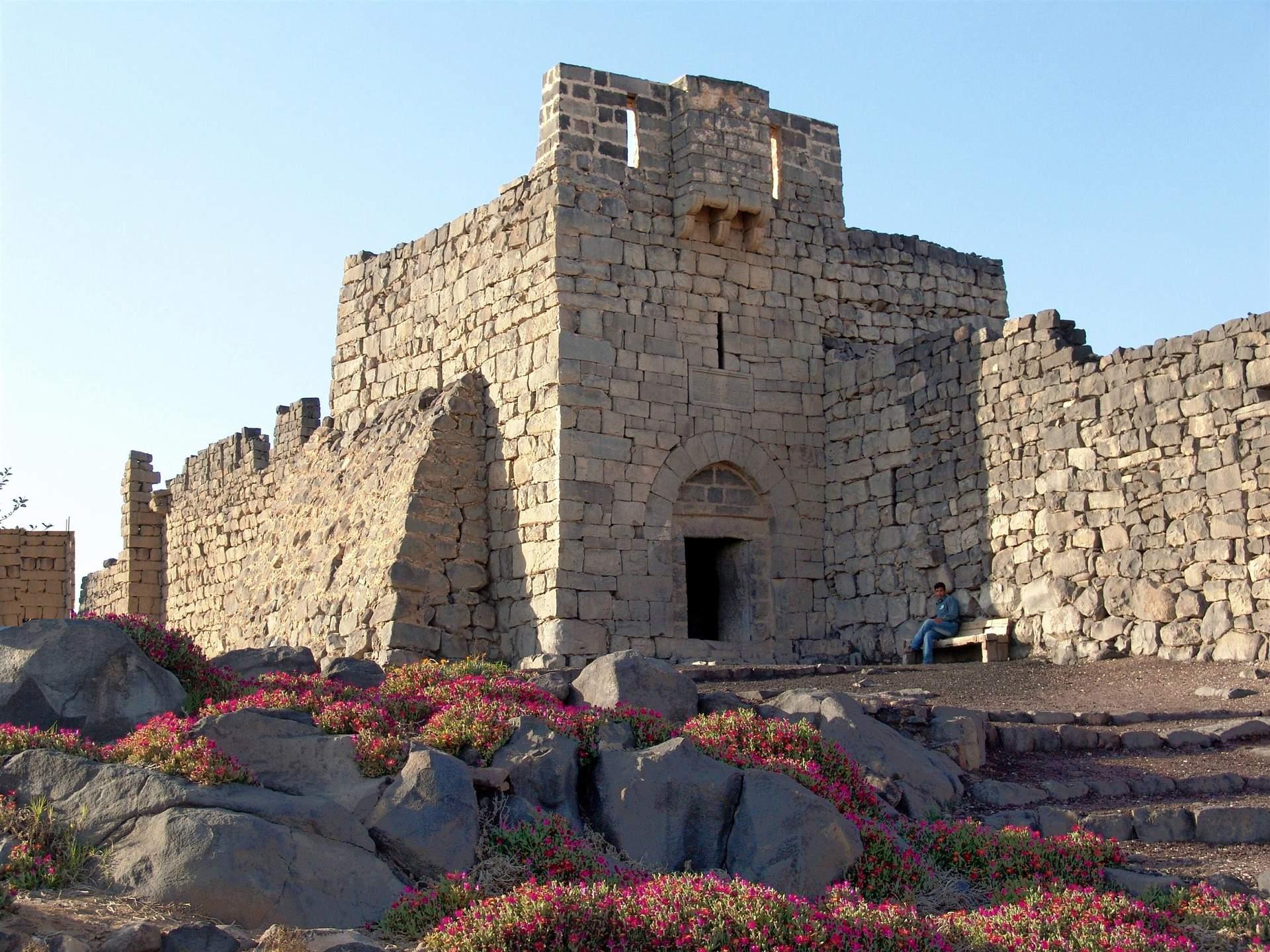 Jordanien: Azraq