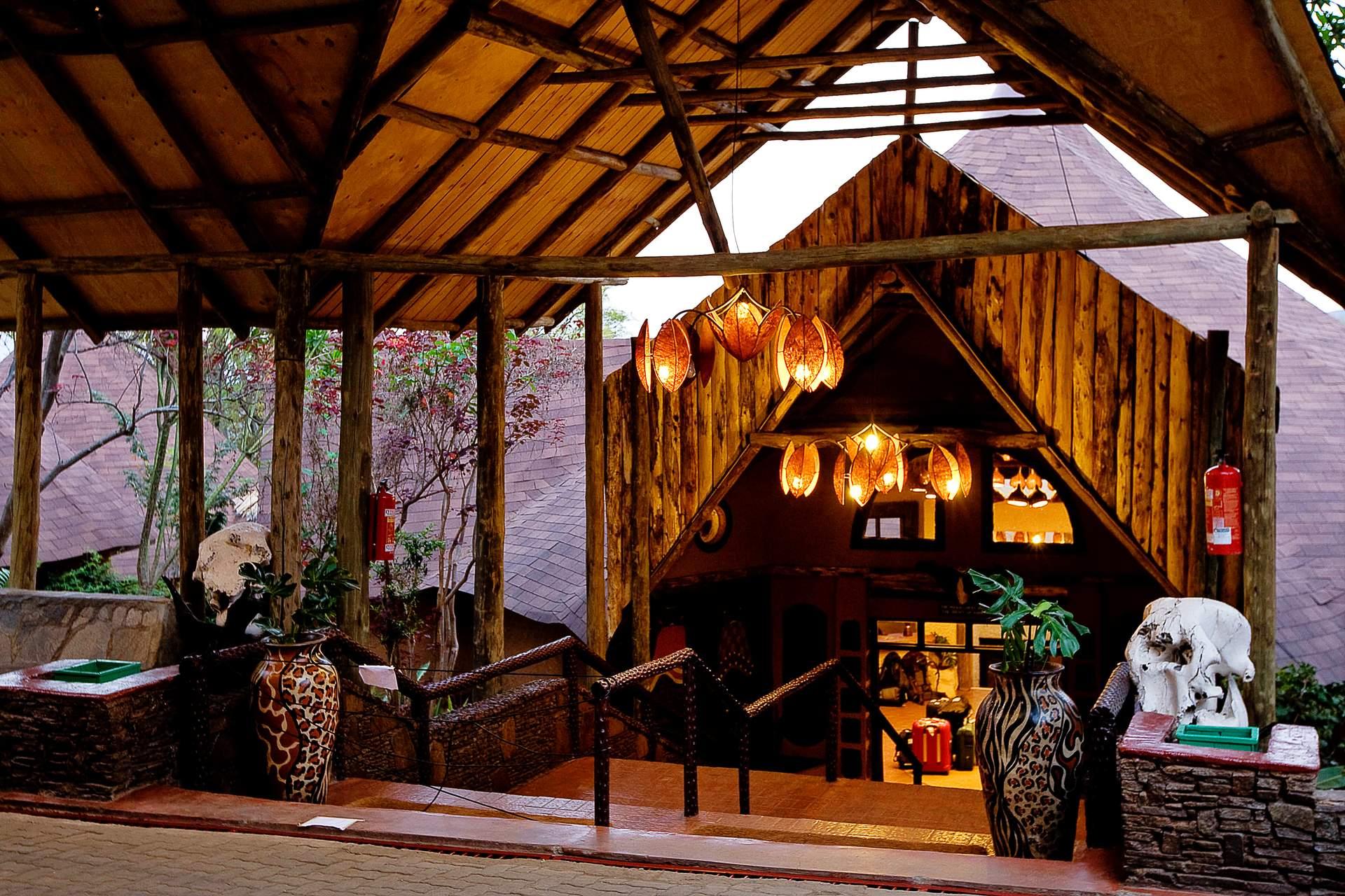 Kenia: Mara Sopa Lodge