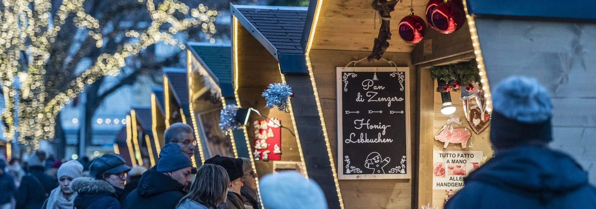 Meran: Weihnachtsmarkt