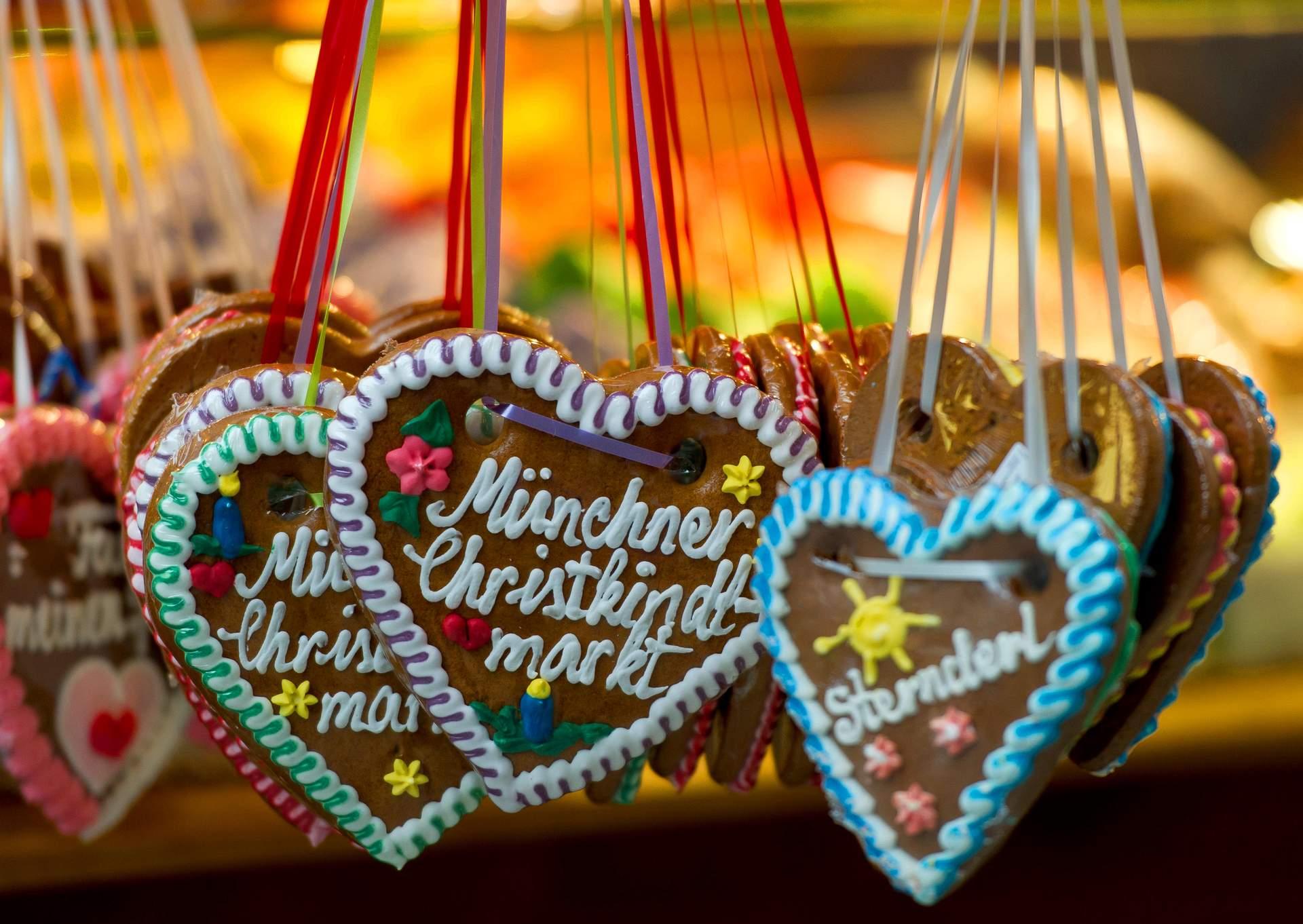 München: Weihnachtsmarkt
