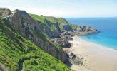 Steilküste auf Sark