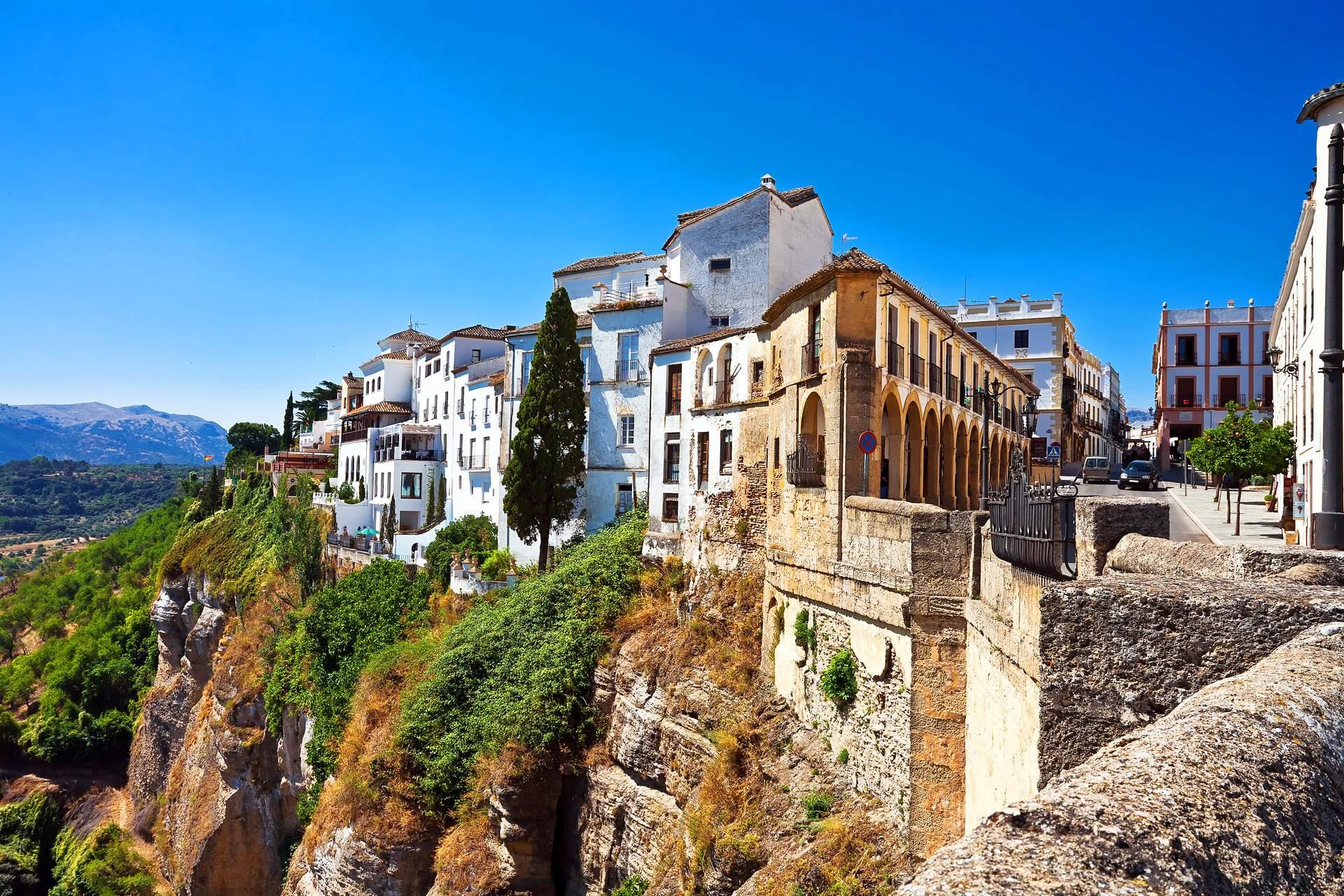 Andalusien: Ronda