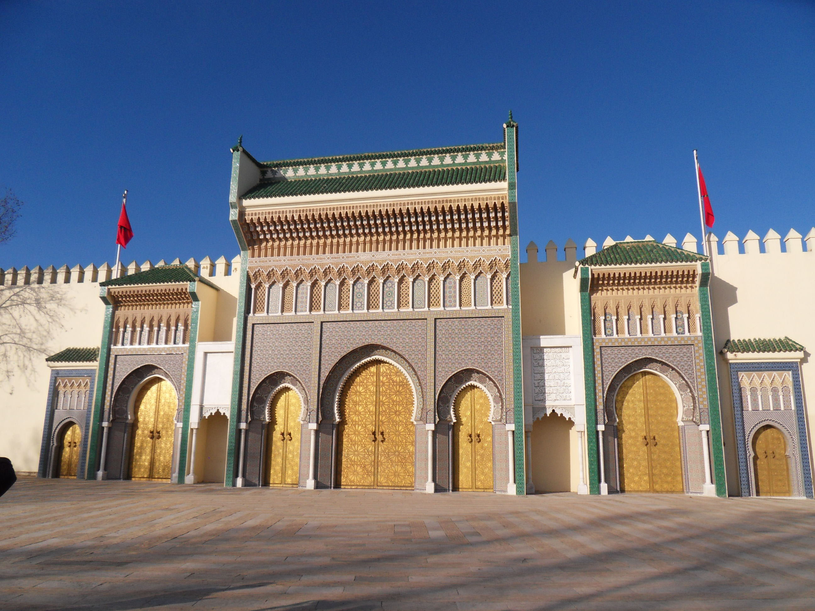 Marokko: Fes