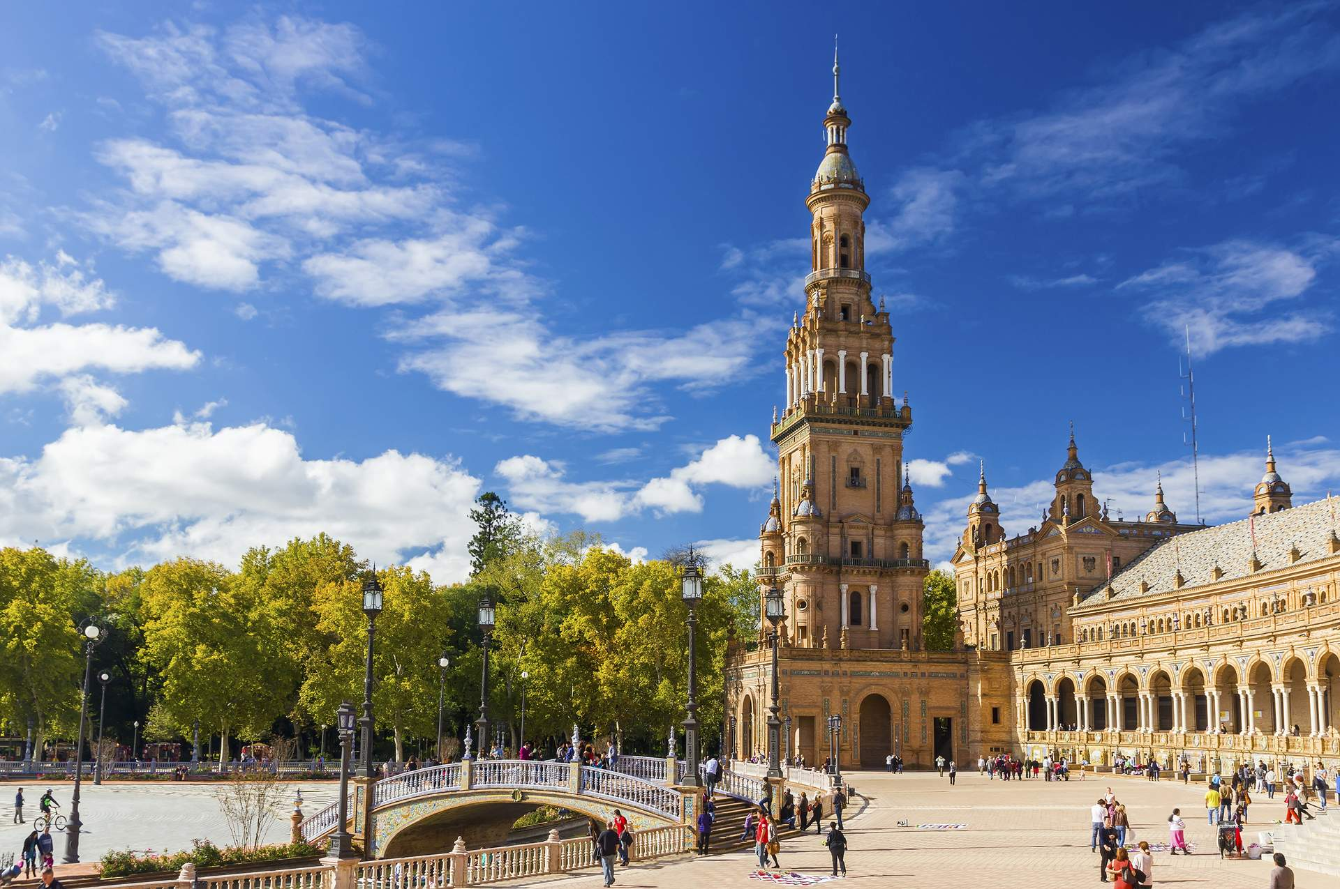 Andalusien: Sevilla