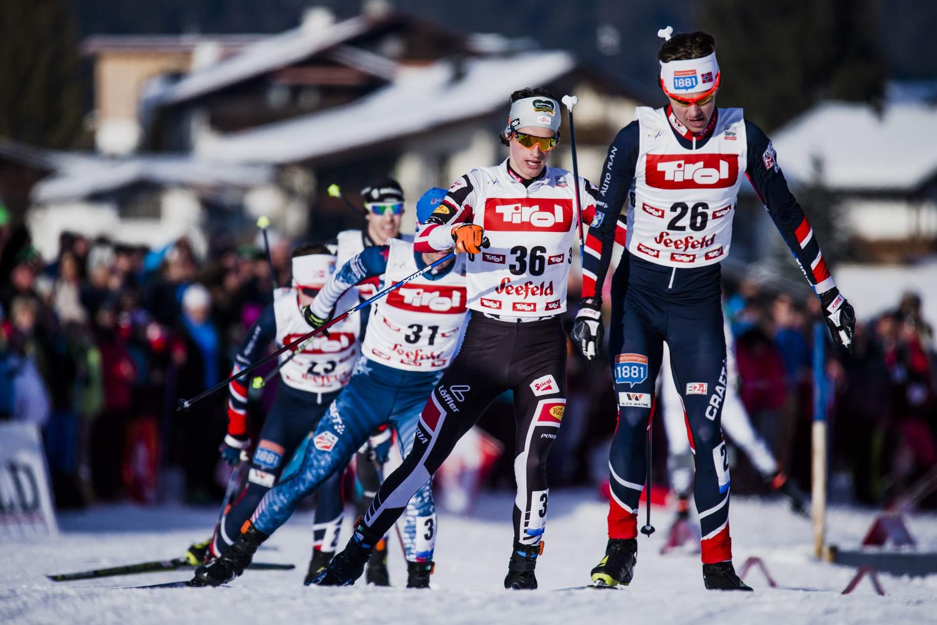 Seefeld: Nordische SKI-WM
