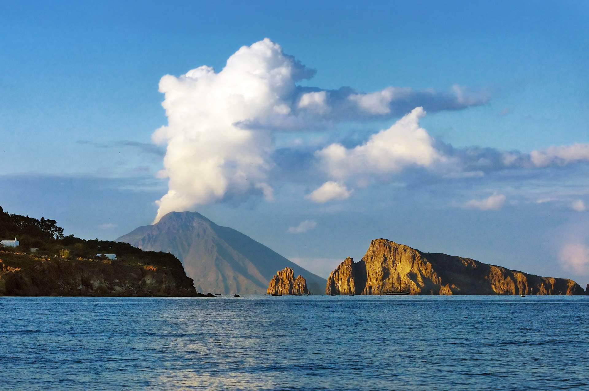 Liparische Inseln: Stromboli