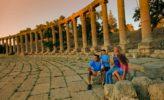 Jordanien: Jerash