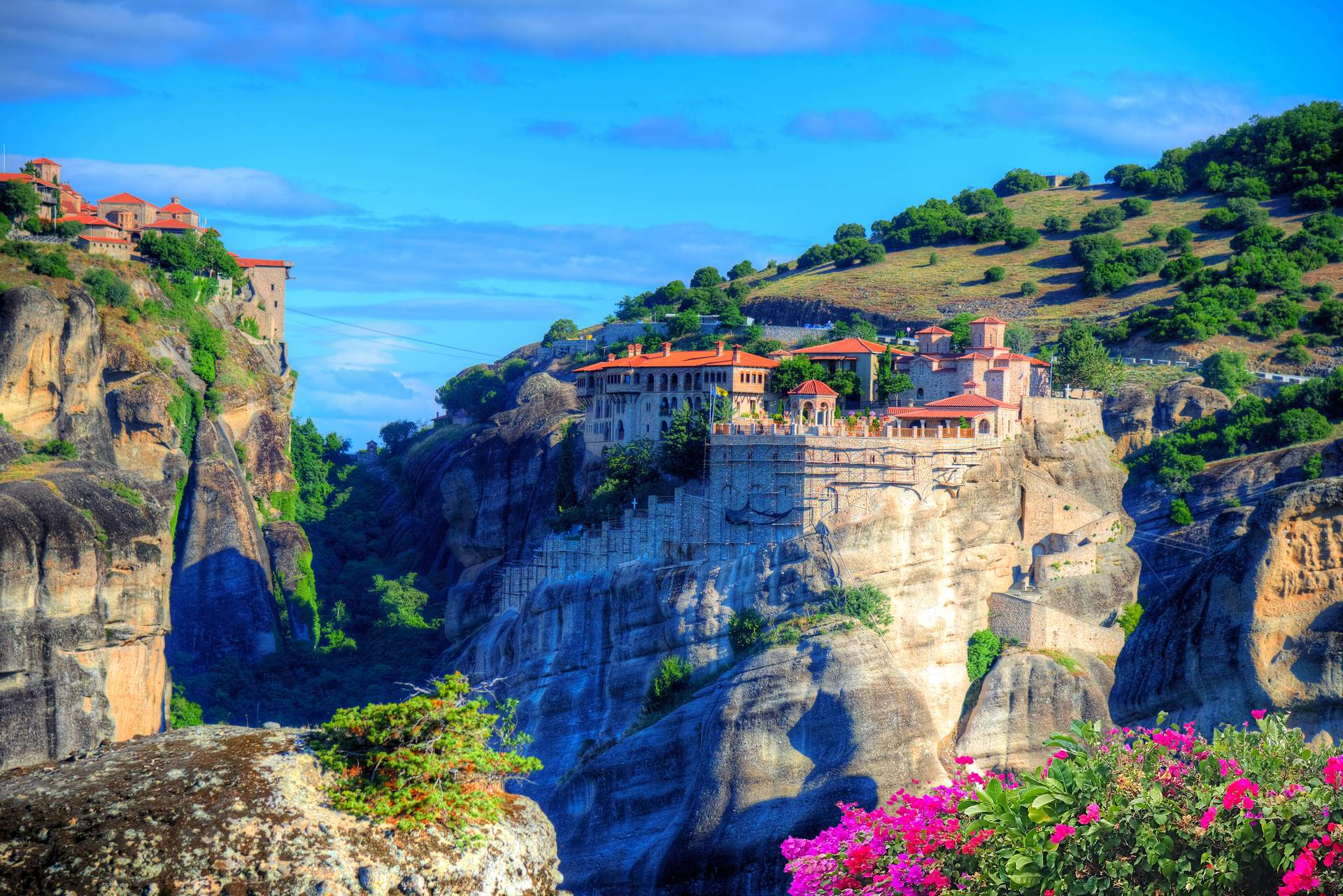 Griechenland: Meteora Kloster