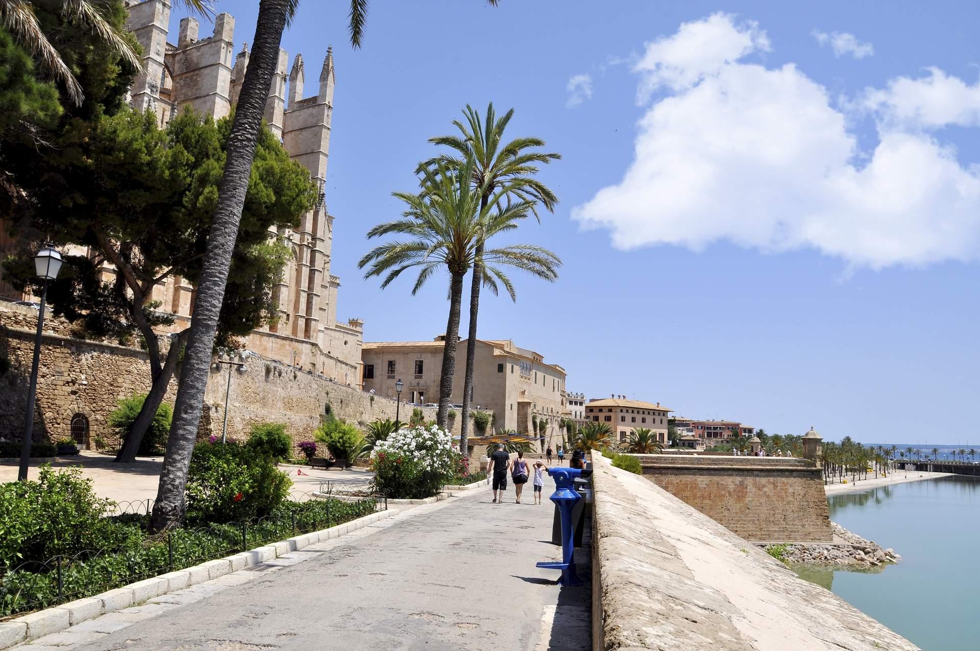 MSC Seaview: Palma de Mallorca