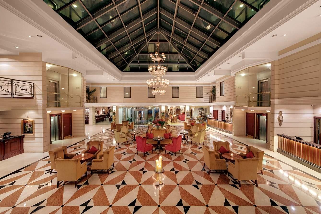St. Petersburg: Hotel Kempinski Hotel Moika