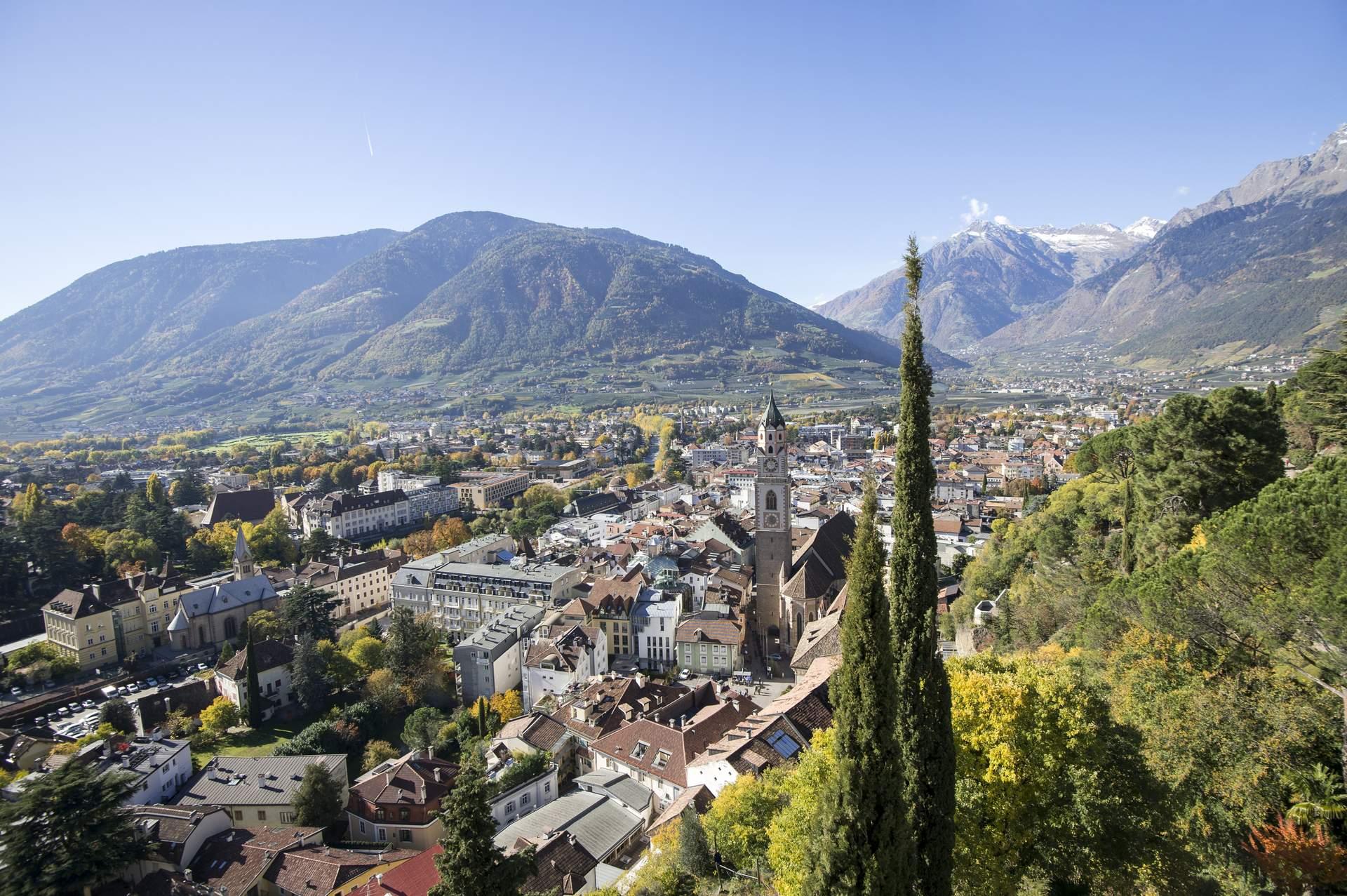 Südtirol: Meran