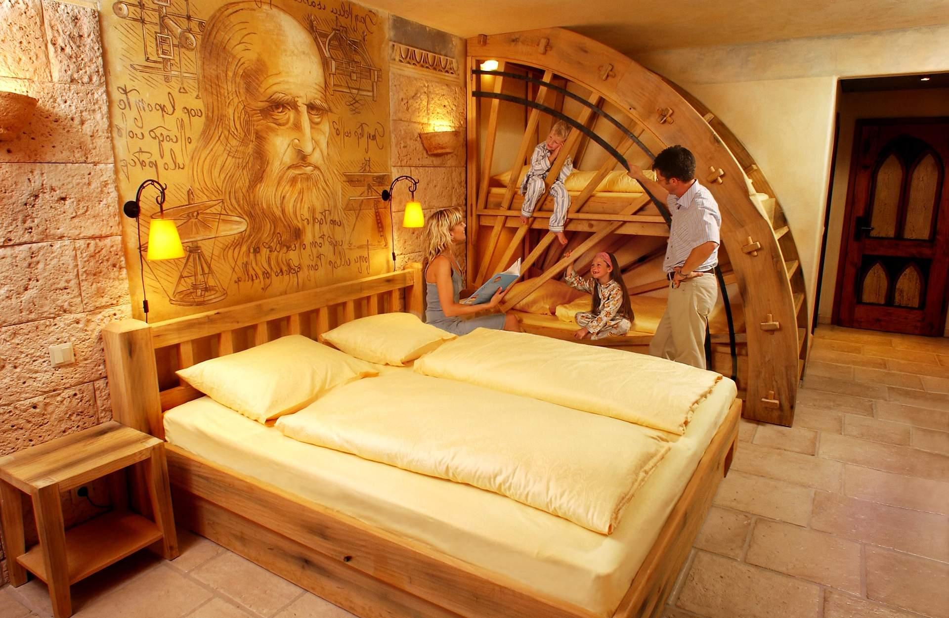 Hotel Colosseo - Zimmerbeispiel