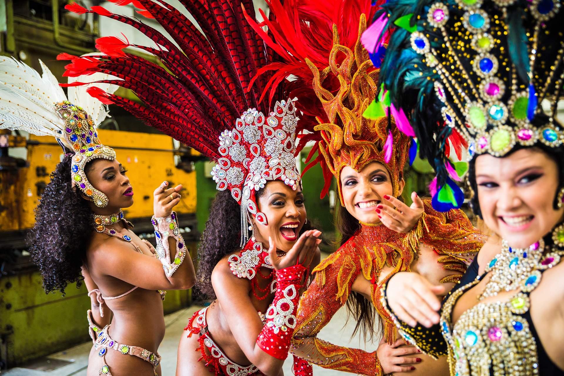 Brasilien: Samba