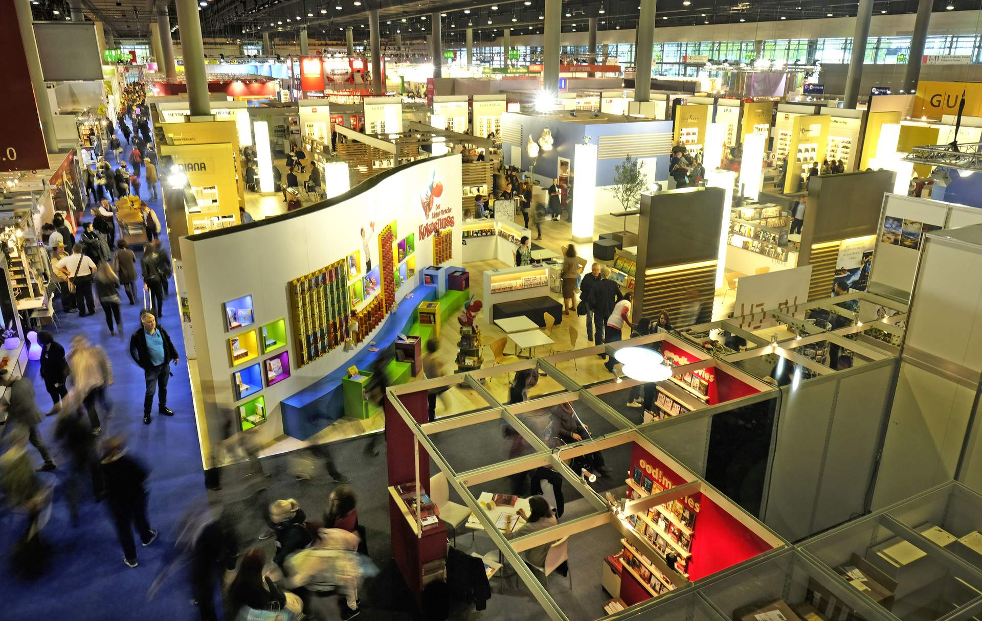 Frankfurt - Buchmesse
