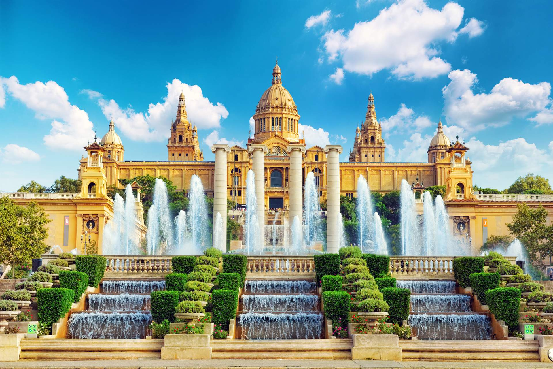 Barcelona: Nationalmuseum