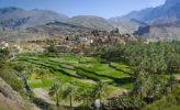 Oman: Oase Wadi Bani Khalid