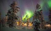 Finnland: Polarlichter
