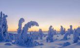 Finnland: Winterstimmung