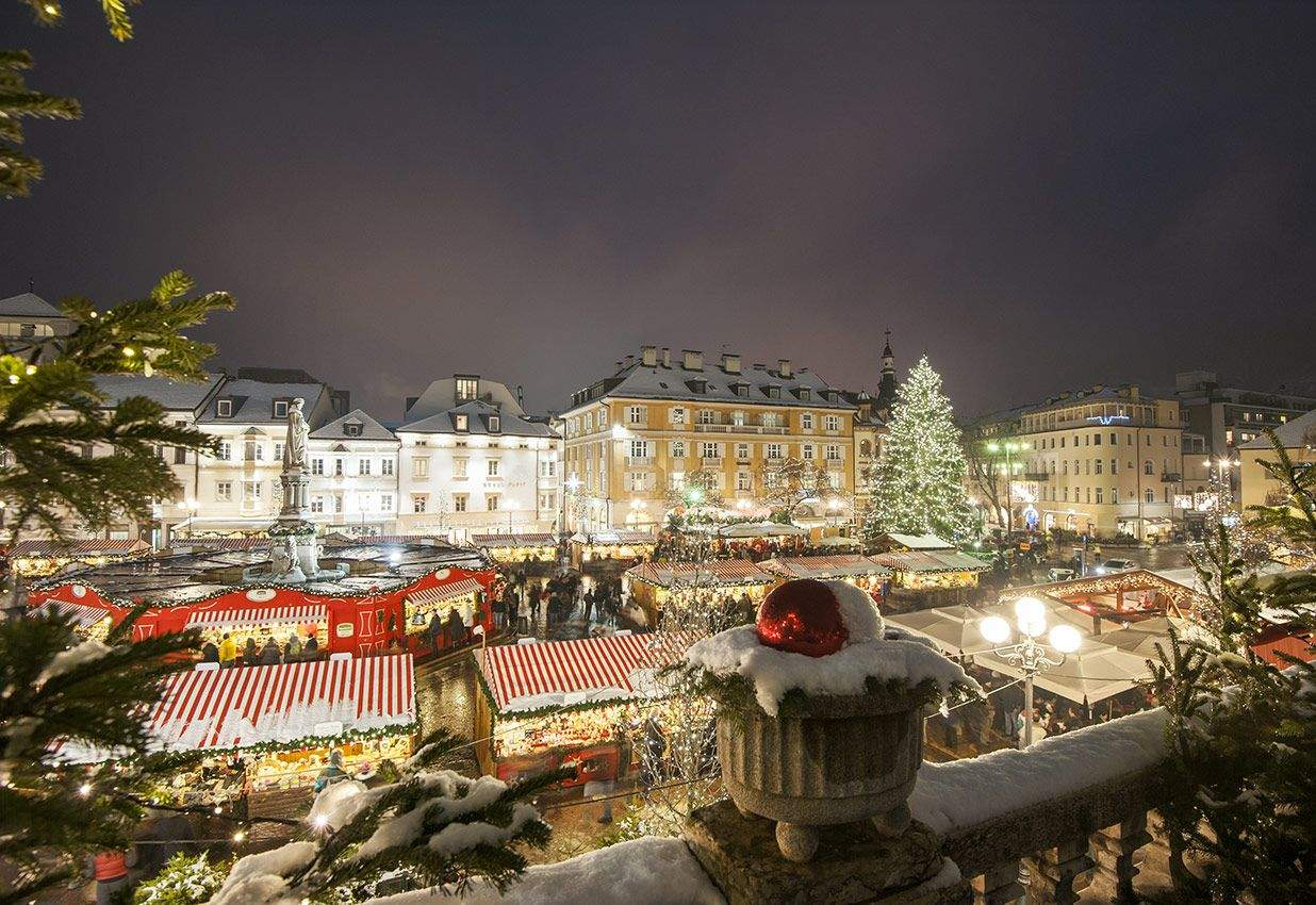 Bozen: Weihnachtsmarkt