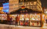 Straßburg: Weihnachtsmarkt
