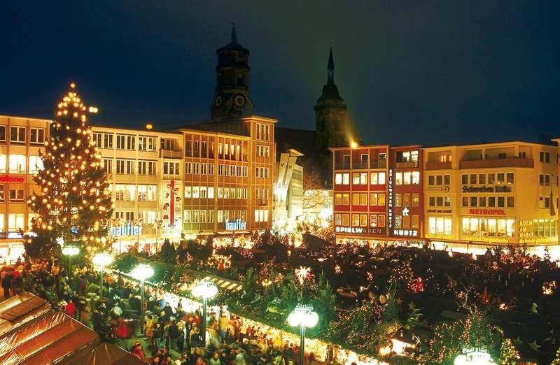 Stuttgart Weihnachtsmarkt.Stuttgart Weihnachtsmarkt Herburger Reisen