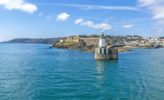 Blick auf St. Peter Port