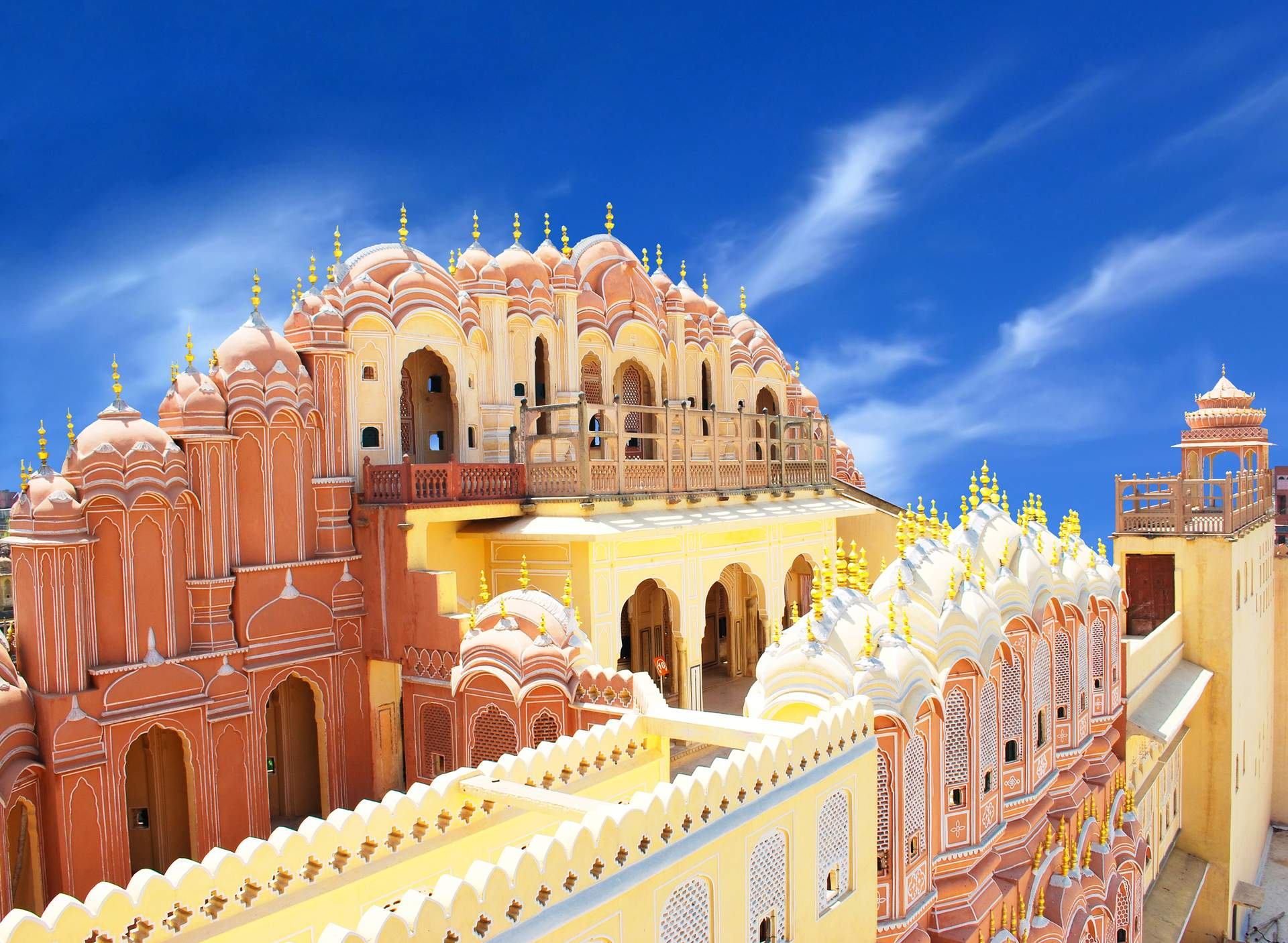 Indien: Jaipur