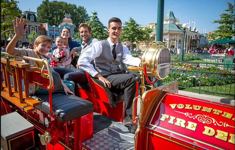 Paris: Disneyland