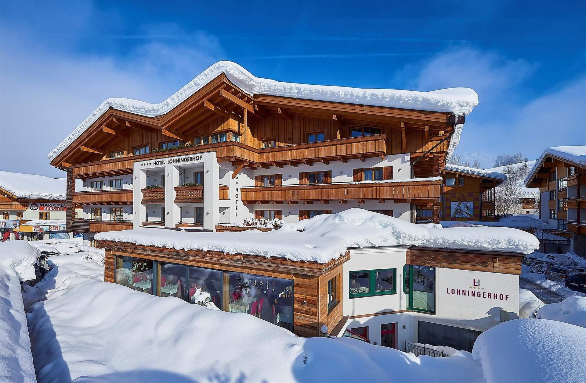 Ski-Safari Salzburger Land