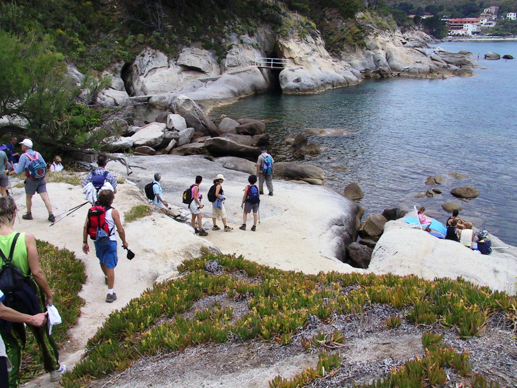 Wandern auf Elba