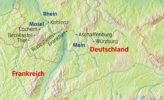 MS Swiss Crown: Landkarte