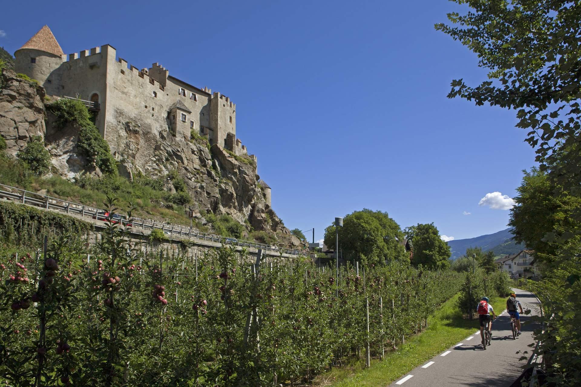 Südtirol: Radfahren