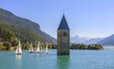 Südtirol: Reschensee