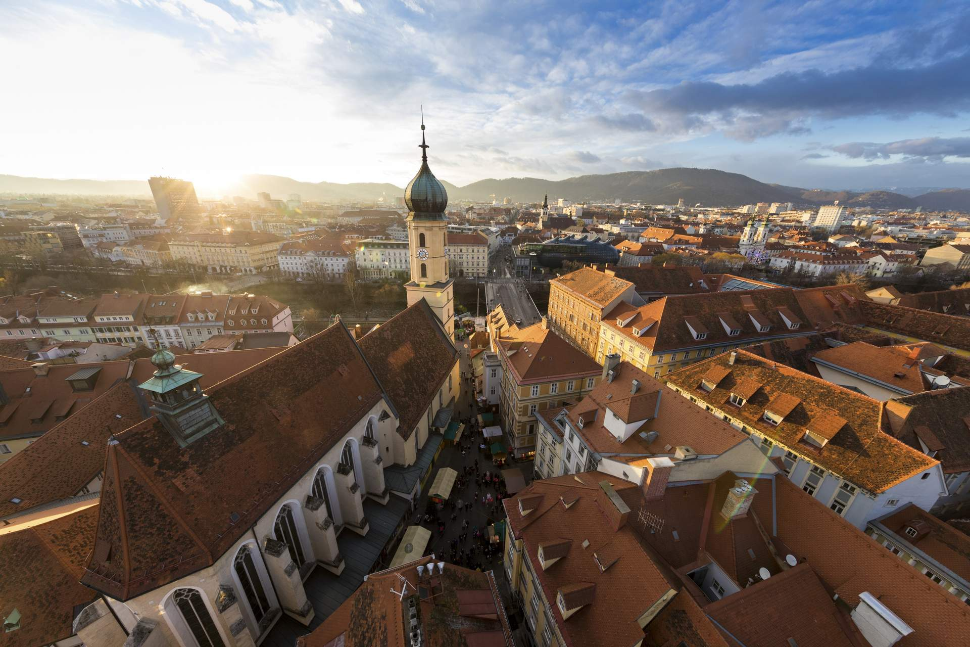 Steiermark: © Steiermark Tourismus/Harry Schiffer